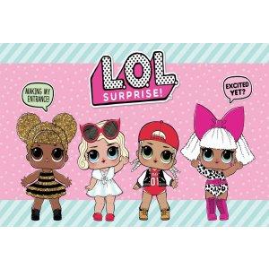 Kinderbekleidung und Geschenkideen von L.O.L....