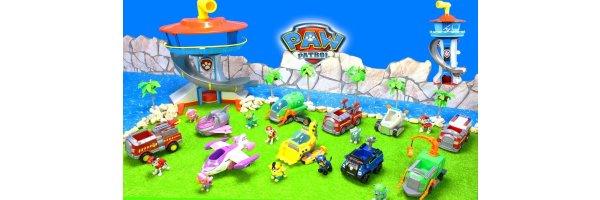 PAW PATROL Fahrzeuge & Spielesets