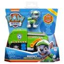 Paw Patrol Basic Vehicle Fahrzeug Rocky Recycle Truck
