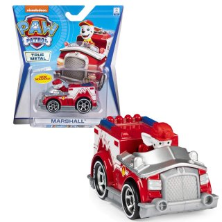 Paw Patrol True Metall Fahrzeug MARSHALL Major 20120840