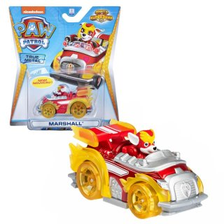 Paw Patrol True Metall Fahrzeug MARSHALL Mighty 20120847