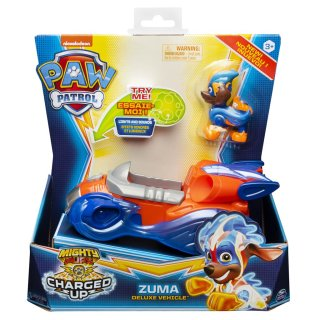 PAW PATROL MIGHTY PUPS Charged up Fahrzeug ZUMA