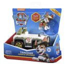 Paw Patrol Basic Vehicle Fahrzeug Tracker Jungle Cruiser