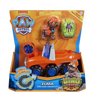 PAW Patrol Dino Rescue Zuma Deluxe Vehicle Rev Up Fahrzeug