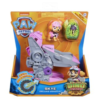 PAW Patrol Dino Rescue Skye Deluxe Vehicle Rev Up Fahrzeug