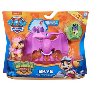 PAW PATROL DINO RESCUE ACTION PACK PUP SKYE