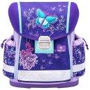 Belmil Schulranzen CLASSY Spring violett/blau