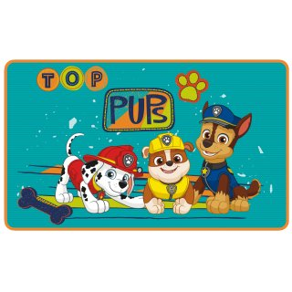 PAW PATROL Kinderteppich Top Pups Kinderzimmer