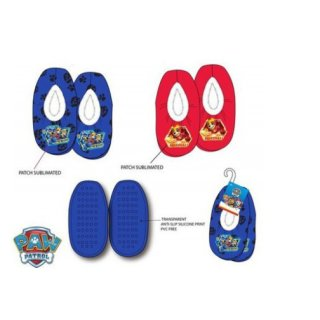 Paw Patrol Mighty Pups Schlappen Hausschuhe Winter