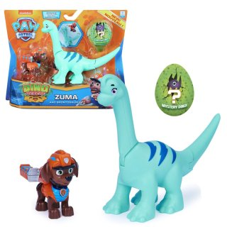 PAW PATROL DINO RESCUE ACTION PACK PUP ZUMA