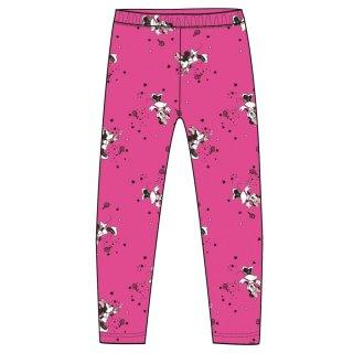 Disney Baby Minnie Thermo Leggings gefüttert Pink