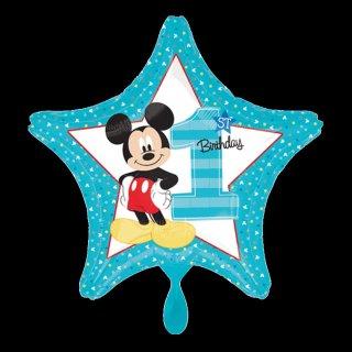 Ballon - Mickey 1st Birthday
