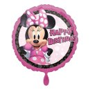Ballon - Minnie Mouse Happy Birthday