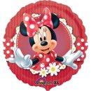 Ballon - Minnie Mouse - Folienballon - Verrückt nach...