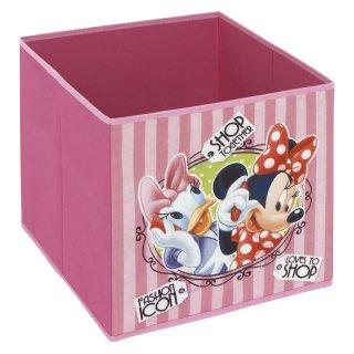 Disney Minnie Mouse Aufbewahrungsbox/Spielzeugkiste
