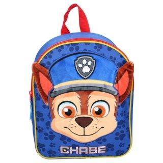 Paw Patrol Rucksack Chase Furry Friends blau