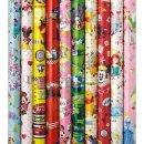 Geschenkpapier 70x200cm Frozen, Winnie Pooh, Mickey Maus,...