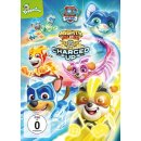 Paw Patrol Mighty Pups Charged Up DVD