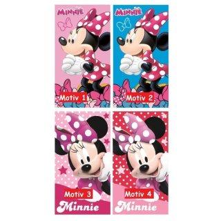 Disney Minnie Kinder Handtuch 35x65cm Baumwolle Handtücher