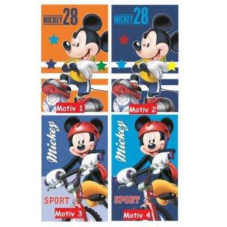 Disney Mickey Kinder Handtuch 35x65cm Baumwolle Handtücher