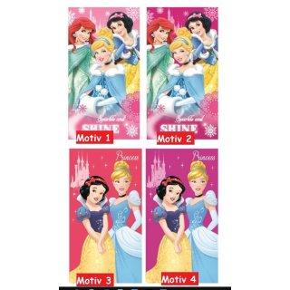 Disney Princess Kinder Handtuch 35x65cm Baumwolle Handtücher