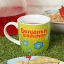Tasse Benjamin Blümchen mit Bär 250ml Porzellan