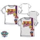 Paw Patrol Kinder T-Shirt Power Team Rubble Chase Marshall