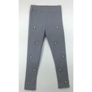 Squared & Cubed Leggings Einhorn grau
