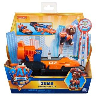 PAW Patrol The Movie Deluxe Fahrzeug Zuma