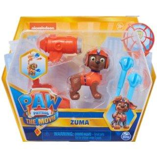 PAW Patrol The Movie Hero Pups Figur Zuma
