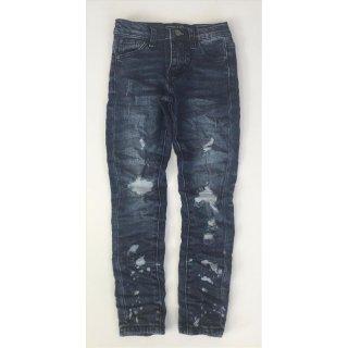 S&C Jungen Jeans Slim Fit Hose Blau SN838