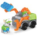 Mega Bloks PAW Patrol The Movie Rockys City Recycling Truck