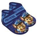 Paw Patrol The Movie Kinder Hausschuhe Chase Klettverschluss