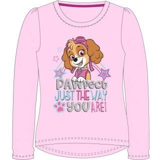 PAW PATROL Langarmshirt rosa Skye