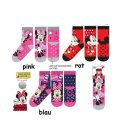 Disney Minnie Kinder Stopper-Socken ABS Socken Kuschelsocken