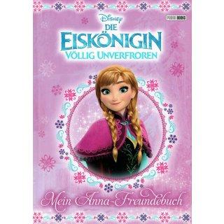 Disney Frozen Mein Anna Freundebuch Eiskönigin Anna und Elsa