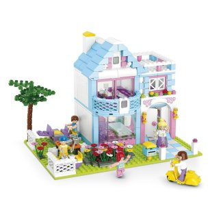 Sluban Girl´s Dream Familienhaus B0535 Bausteine 539...