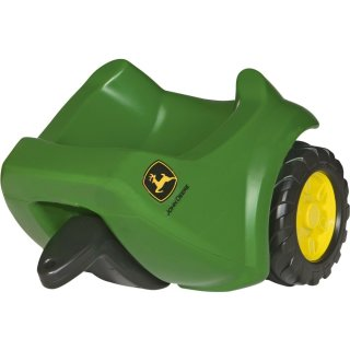 Rolly Toys RollyMinitrac Trailer John Deere Junior-grün...