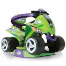 Injusa Kinderquad Goliath 6-in-1 Rutscher Laufauto Quad Buddy Schaukelrutscher
