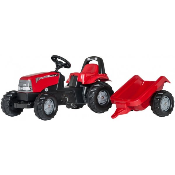 Rolly Toys Trettraktor RollyKid Case 1170 CVX junior rot