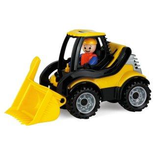 LENA® Truckies Schaufellader mit Spielfigur - Schaukarton