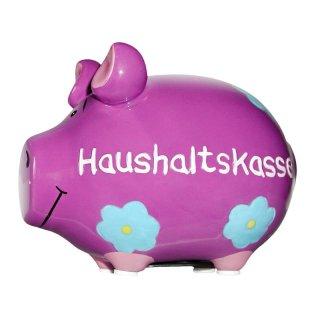 KCG Best of Sparschwein - Haushaltskasse - Keramik handbemalt Spardose