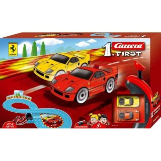 Carrera First Rennbahn Ferrari 240cm