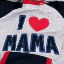 Baby Sweets Strampler Overall Jumpsuit I Love Mama...