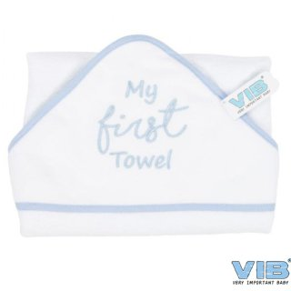 VIB® Baby Badetuch Kapuzentuch My first Towel...