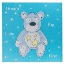 Suki Bedtime Buddies Bär LED Wandbild leuchtend...