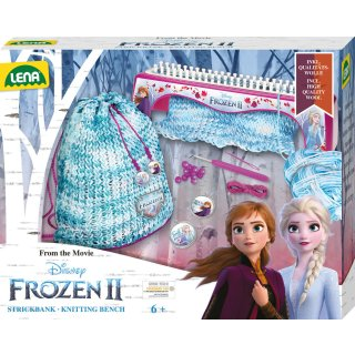 Disney Frozen 2 Strickbank Strick-Set Eiskönigin von Lena